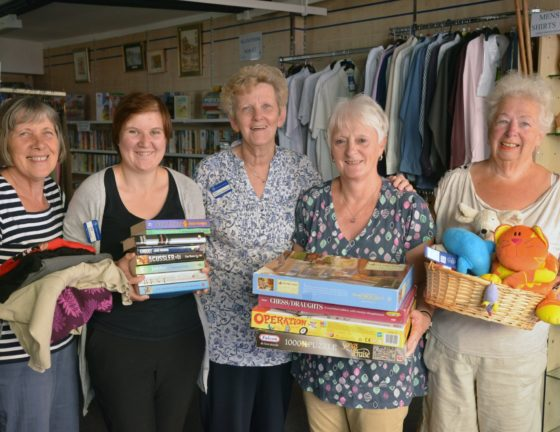 become a retail volunteer