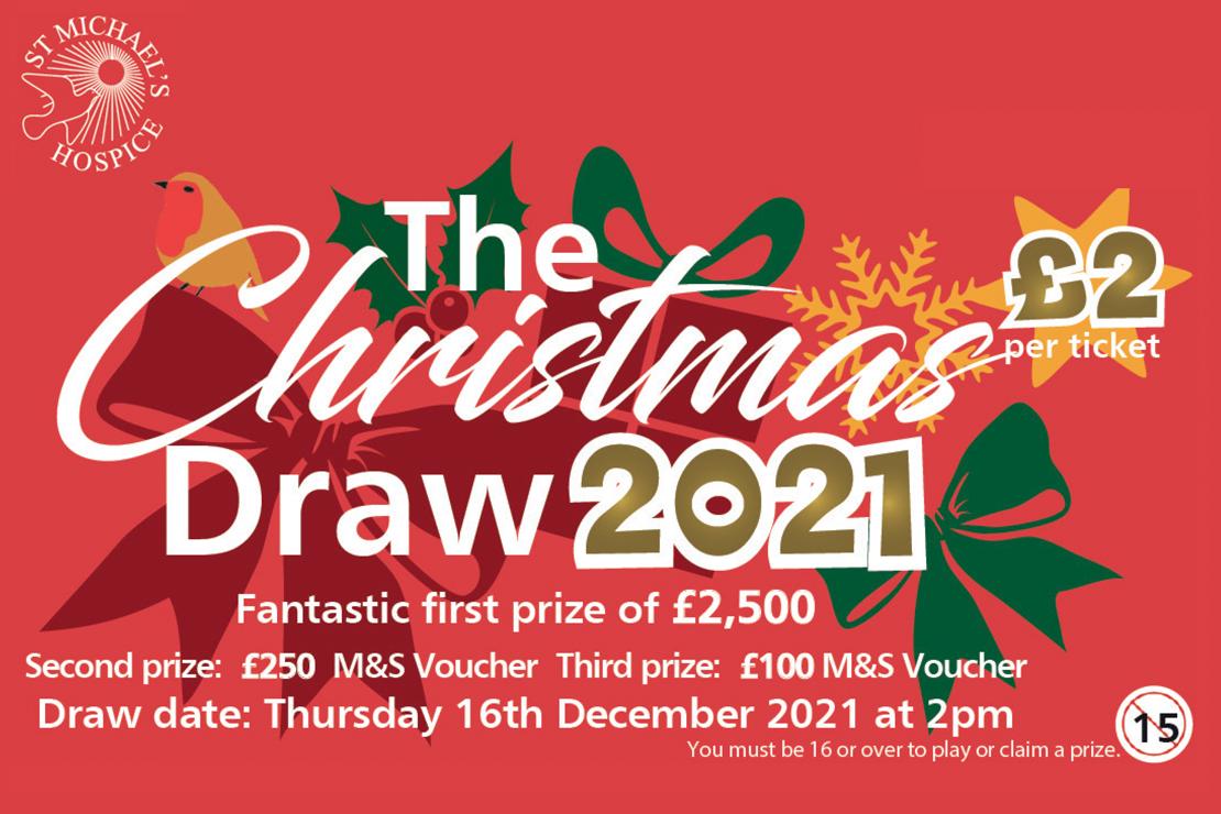 Christmas Draw website