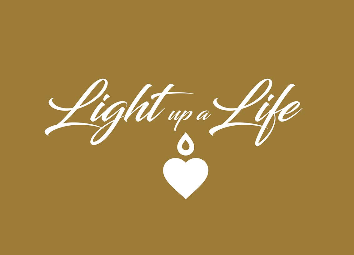 LUAL Logo Gold Background