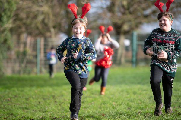 Withington reindeer run